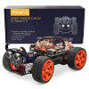 SunFounder Raspberry Pi Car DIY Robot Kit - BLACK