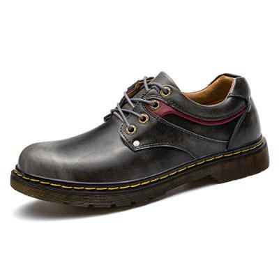 Casual Oxford zapatos simples