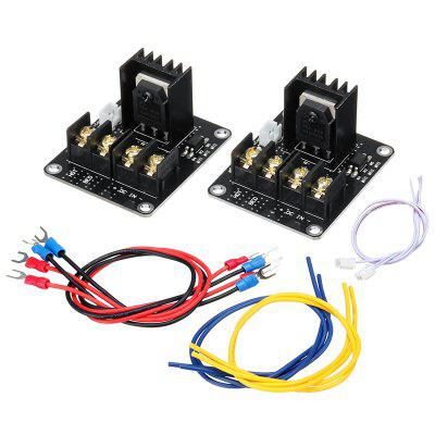 25A Heated Bed Expansion Power Module Kit MOS Tube for 3D Printer Parts Accessories Mainboard Pipe Set