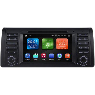 WG7061 - DW 7 inch Android 8.0 Octa Core Car DVD Player GPS Sat NAV OBD DAB WiFi Radio for BMW 5er E39 E53 X5 M5