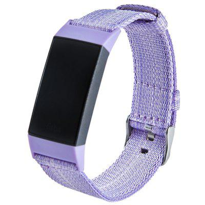 Nylon Watch Strap for Fitbit Charge 3