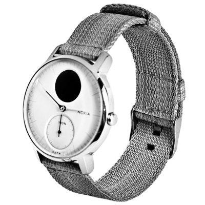 Nylon Denim Smart Watch Strap