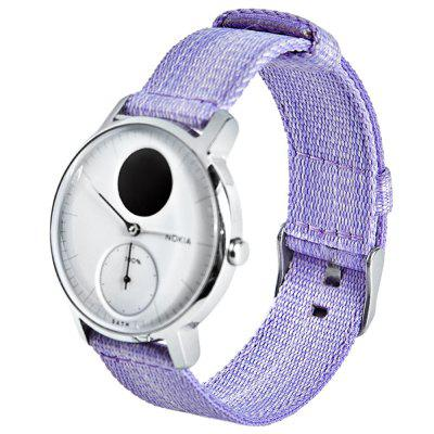 Nylon Denim correa de reloj inteligente