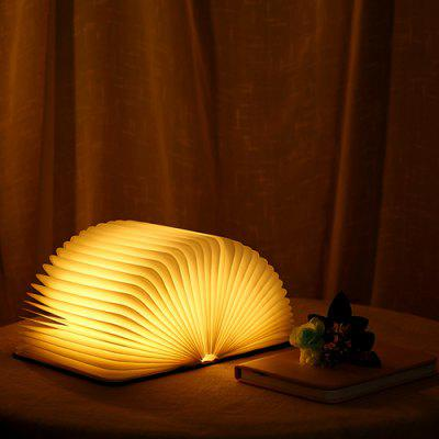 Wood Grain Fashion Book Light only $18.99
