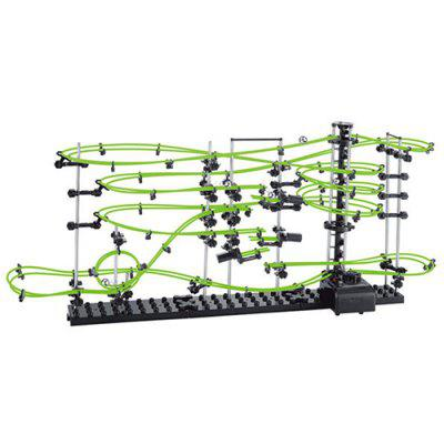 SpaceRail Level 3 233 - 3G 13500mm Glows In The Dark Fluorescent Illuminated Model Kit Track Toys