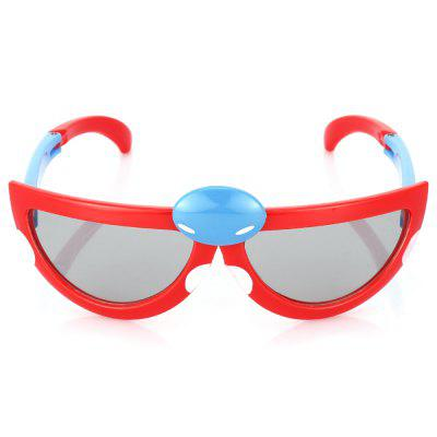 Cartoon Stereo Cinema Gafas 3D para niños