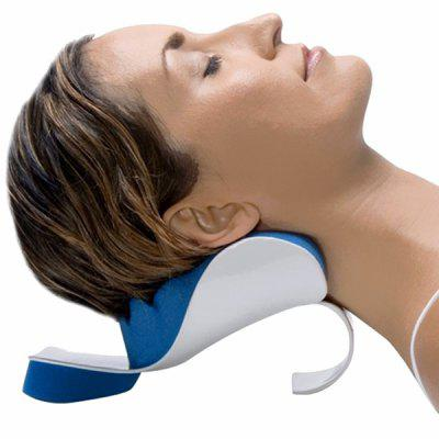 Head Neck Cushion Shoulder Massage Pillow