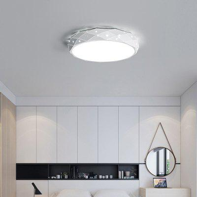 ZUNGE P350 20W Round LED Three-color Dimming LED Ceiling Light