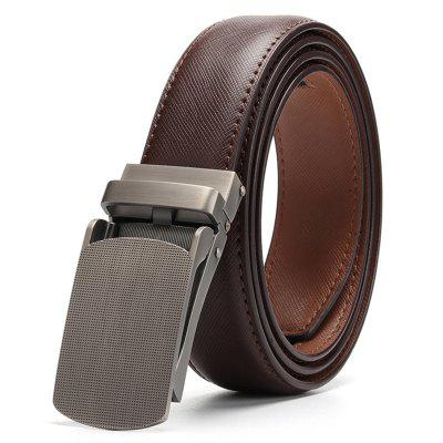 Men's Fashion Urban Business Automatic Buckle Belt