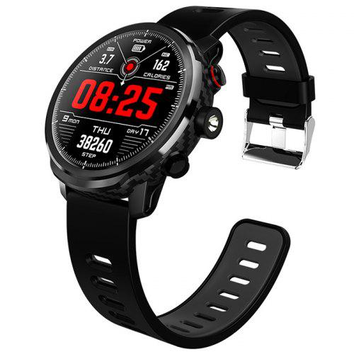 Microwear L5 Smart Watch - BLACK