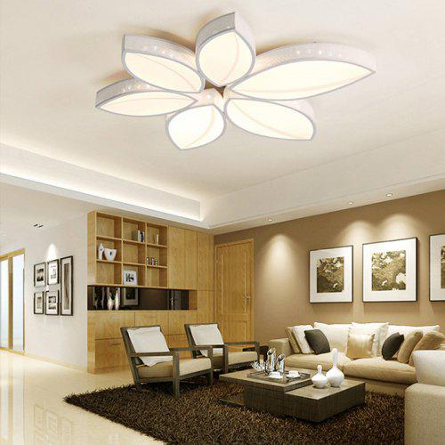 Beautiful Living Room Lamp Simple Modern Master Bedroom Creative Ceiling  Light