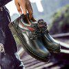 Casual Oxford Simple Shoes - NEGRU
