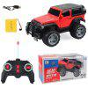 Children Electric Charging Remote Control  Car - RED