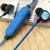 Wired Noise-canceling Voice Change Earphones - BLUEBERRY BLUE