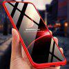 Three - stage Half-bag Back Cover Anti - fall Protection Shell for OPPO R17 - MULTI-A