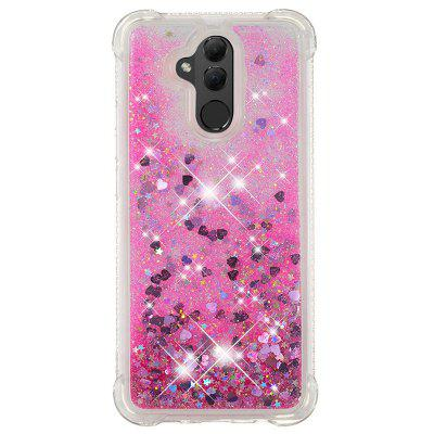 Small Love Full Soft Anti-drop Transparent Protective Mobile Phone Case for HUAWEI Mate 20 Lite