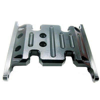 Skid Plate Alloy Aluminium Center per Axial Scx10 SCX0024