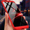 Three-stage 3 in 1 Half-pack Back Cover Anti-fall Protection Phone Case for Samsung Galaxy J4 Plus - MULTI-A