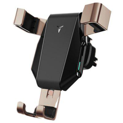 Universal Car Air Vent Mount Wireless Fast Charging Phone Holder