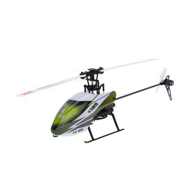 K100 6-way Remote Control Single-propelled Aircraft Model