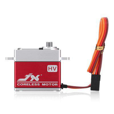 JX PDI - HV7215MG 15KG Alloy High Voltage Digital No Core Standard Servo For 550 - 700 Aircraft Helicopter