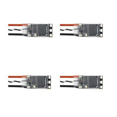 Hobbywing XRotor Micro 40A BLHeli_32 3 - 6S ESC DShot1200 W / LED Indicator For RC Drone FPV Racing 4 PCS