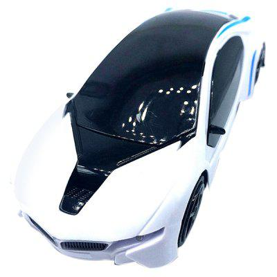 Bambini Universal Electric 3D Lights Music Sports Car Toy