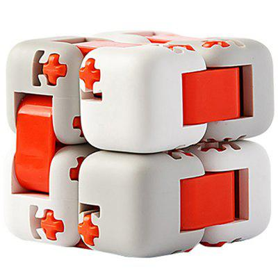 Xiaomi MiTU Fingertip Building Block Decompression Puzzle Assembling Cube Toy
