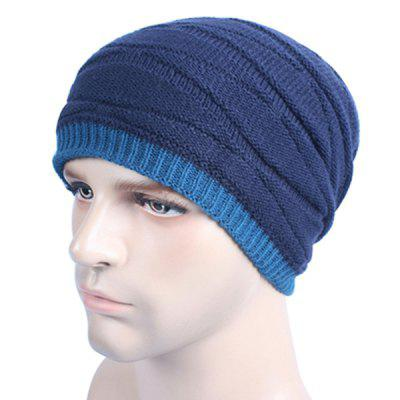Outdoor Warm Autumn And Winter Plus Cashmere Hat