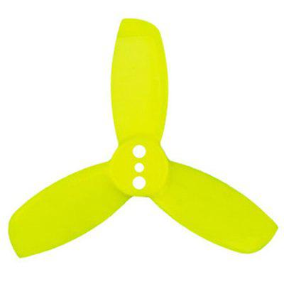 GEMFAN Hulkie 1940 1.9 x 4.0 PC 3-blade Propeller CW CCW for 1104 - 1105 Motor FPV RC Drone 8pcs