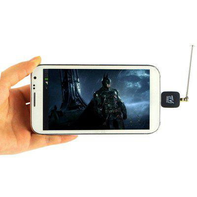 7 - A9985 - L29.2.18 Mini USB TV Tuner Receiver for Android Phones