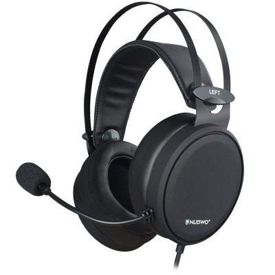 NUBWO N7 Gaming Headsets With Noise Canceling Mic