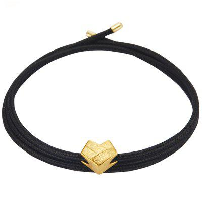 Double-sided Wearing Versatile Magnetic Rope Gold Bracelet from Xiaomi Mijia
