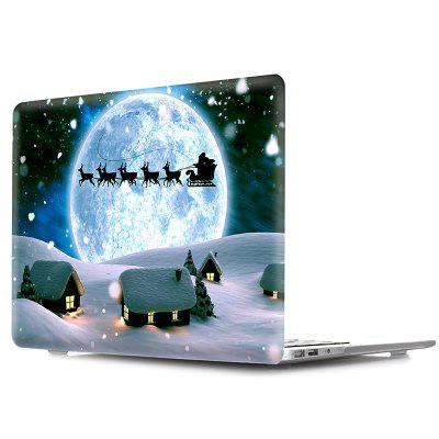 Laptop Protective Case Christmas Night