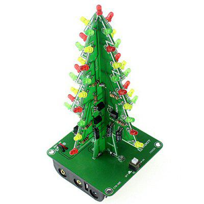 Arbre de Noël DIY LED 3D Light