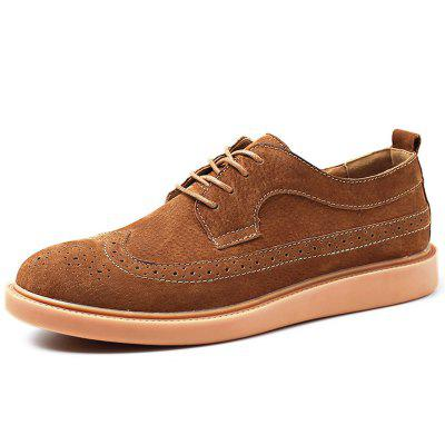 Zapatos de hombre Casual Oxford Lace Up