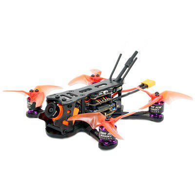 K25 110mm Brushless FPV Racing RC Drone
