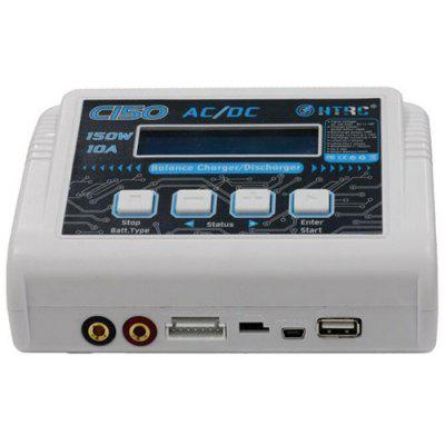 C150 AC / DC 150W 10A Smart Battery Balance Charger