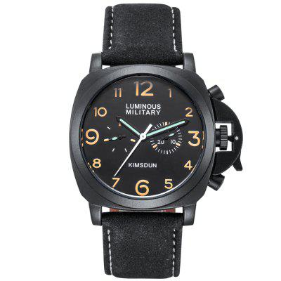 KIMSDUN K - 710D Stylish Waterproof Automatic Mechanical Watch for Man