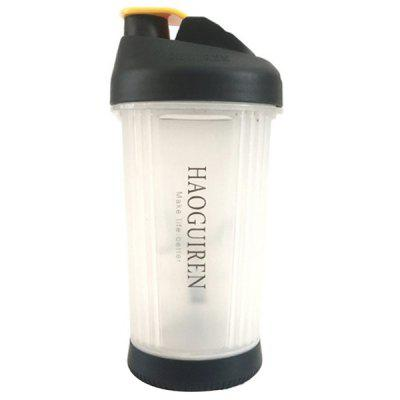 Convenient Hand-operated Leakage Protective Gear Mixing Cup