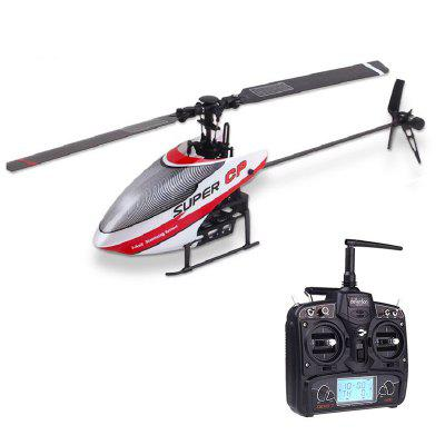 Walkera Super CP 6CH 3D Flybarless 3-axis Gyro RC Helicopter Toy Gift for Children