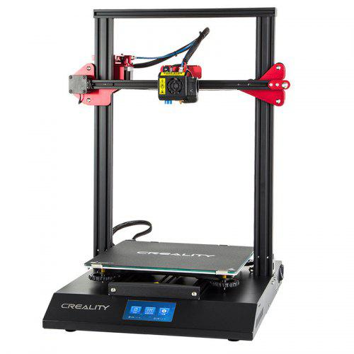 creality3d cr 10s pro 300 x 300 x 400 3d printer. Black Bedroom Furniture Sets. Home Design Ideas