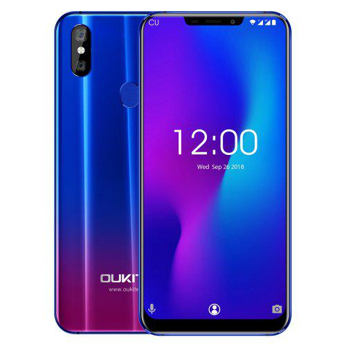 OUKITEL U23 4G Phablet Other Area Version - TWILIGHT OTHER AREA
