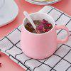 Warm Milk Insulation Base Coaster Household Thermostatic Electric Hot Water Cup - PINK