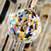 Beautiful European Chandelier Crystal Home Lighting Ball Pendant 50mm - TRANSPARENT