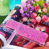 Pink Small Love Full Soft Shatter-resistant Transparent Protective Phone Case for Samsung Galaxy A7 - PINK
