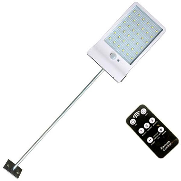Solar Light Human Body Induction Integrated 48 LED Home Street Lamp