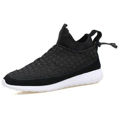 Hand Knitting Sport Casual Shoes