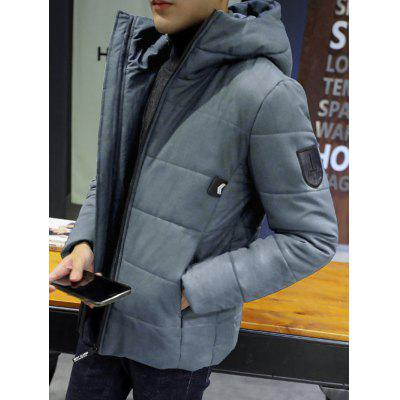 JC - H26 Winter Quilted Jacket