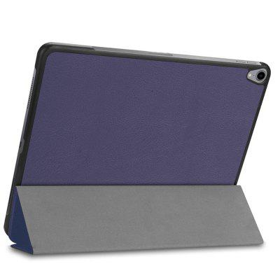 Tri-fold Solid Color Protective Case for iPad Pro12.9